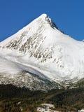 The Tatra Mountains. A view of The Tatra Mountains in winter, Slovakia Stock Photos