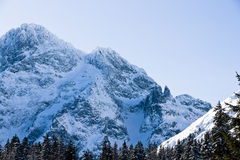 Tatra mountains Royalty Free Stock Photography