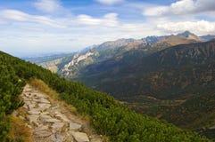 Tatra Mountains Royalty Free Stock Images