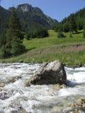 Tatra Mountains. Koscieliska Valley in Tatra Mountains Poland in summer Royalty Free Stock Photography
