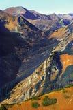 Tatra Mountains in autumn colors, Zakopane, Poland Stock Images