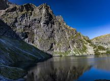 Tatra mountains in Poland in Europe Stock Images