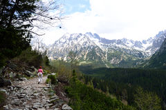 Tatra Mountains Royalty Free Stock Photo