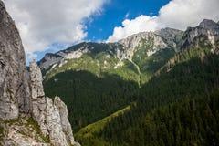 Tatra Mountains landscape Royalty Free Stock Photo