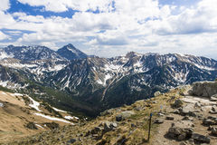 The Tatra Mountains Royalty Free Stock Image