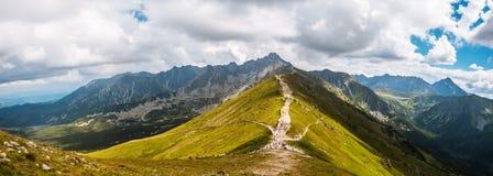 Tatra Mountains national park in Zakopane Royalty Free Stock Photography
