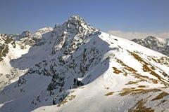 Tatra Mountains near Zakopane. Poland Royalty Free Stock Images
