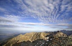 Tatra Mountains near Zakopane. Poland Royalty Free Stock Photo