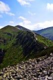 The Tatra Mountains Royalty Free Stock Photos