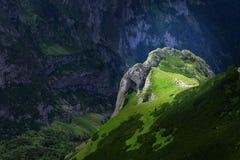 Tatra Mountains background Royalty Free Stock Image