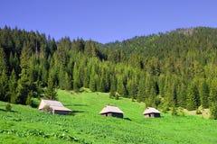 Tatra Mountains in Poland Royalty Free Stock Photos