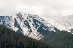 Tatra Mountains in Poland Stock Image