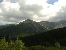 Tatra Mountains Poland Zakopane. Tatra Mountains, holiday Royalty Free Stock Photos