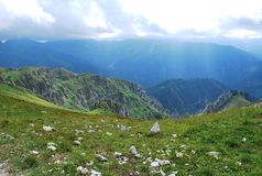 The Tatra Mountains Stock Image