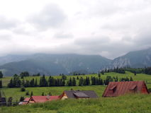 Tatra mountains, Slovakia Stock Photo