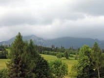 Tatra mountains, Slovakia Stock Images