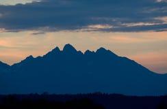 The Tatra Mountains, Slovakia Stock Photo