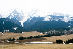 Tatra mountains in spring Stock Images