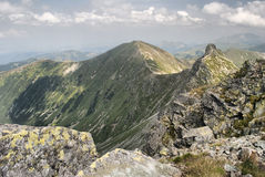 Tatra Mountains in summer, Poland Royalty Free Stock Photo