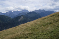 Tatra Mountains Royalty Free Stock Images