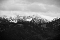 Tatra Moutains Στοκ φωτογραφία με δικαίωμα ελεύθερης χρήσης