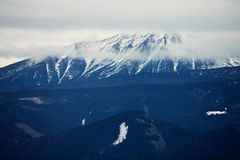 Tatra Moutains Stock Image