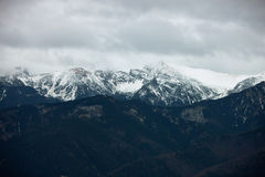 Tatra Moutains Stock Images