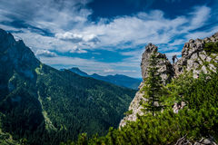 Tatra moutains Royalty Free Stock Photography