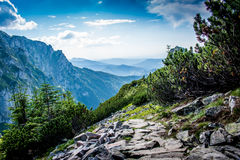 Tatra Moutains Royalty Free Stock Images