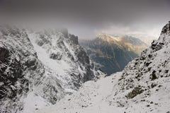 Tatra nationalpark Arkivfoton