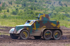 Tatra OA vz. 30 (T-72) Royalty Free Stock Photography
