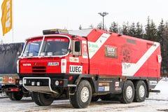 Tatra T815 Arkivbild