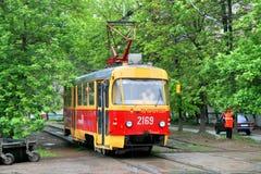 Tatra T3 免版税库存图片