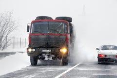Tatra T815 Стоковое Изображение RF