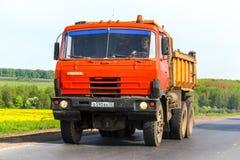 Tatra T815 Imagem de Stock Royalty Free