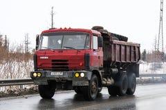 Tatra T815 foto de stock