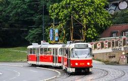 Tatra T3R Stock Image