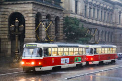 Tatra T3R Stock Images