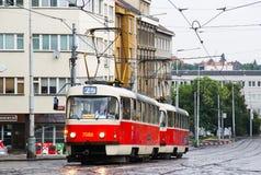 Tatra T3SUCS Arkivbild