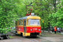 Tatra T3 Royalty Free Stock Image
