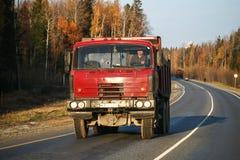 Tatra T815 stockfoto