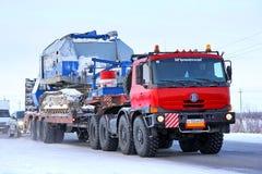 Tatra TerrNo1 Стоковые Фотографии RF