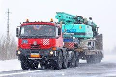 Tatra TerrNo1 Royalty Free Stock Photo