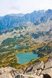 Tatrabergen Stock Afbeelding