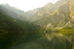 Tatras风景。 免版税库存照片