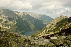Tatras风景。 库存图片