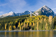 tatras υψηλών βουνών Στοκ φωτογραφίες με δικαίωμα ελεύθερης χρήσης