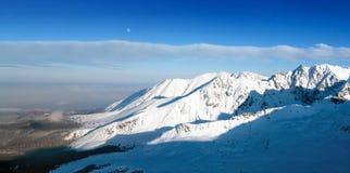 Tatras. Fotografie Stock Libere da Diritti