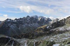 高Tatras 图库摄影