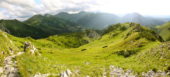 Tatras Arkivbild